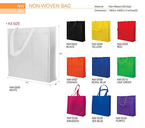 e8e9f3200cbb NW05 Non-Woven Bag (A3 size) – printink